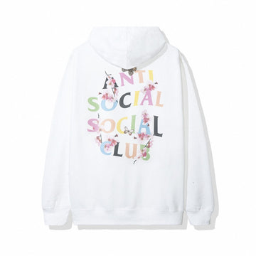 ASSC Frantic Hoodie White