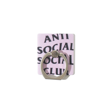 Anti Social Social Club Hold On Pink