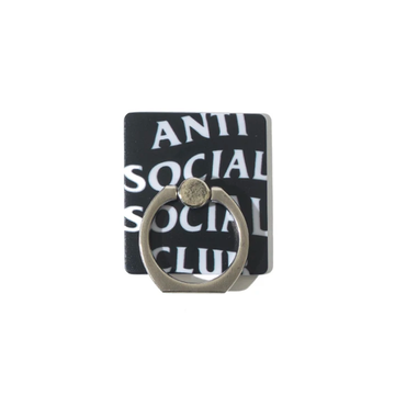 Anti Social Social Club Hold On Black