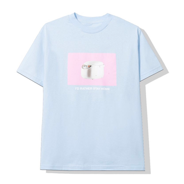 ASSC Home Fries Tee Blue