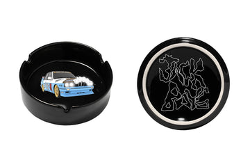 Travis Scott JACKBOYS Vehicle Ashtray Black/Multi