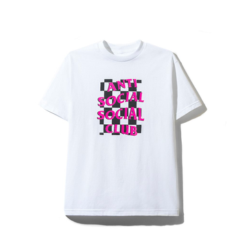 ASSC Mall Grab Tee White, Anti Social Social Club, Kenshi Toronto