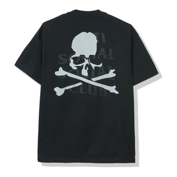 Anti Social Social Club x Mastermind Tee Black