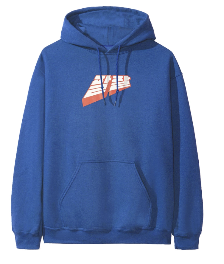 Midnight Club Hoodie Blue