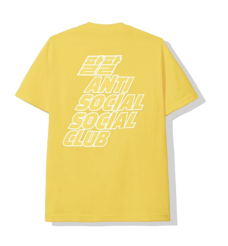 Midnight Club Tee Yellow