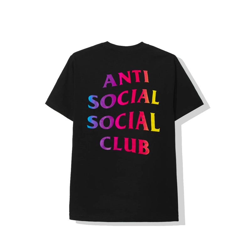 ASSC More Love More Hate Tee Black