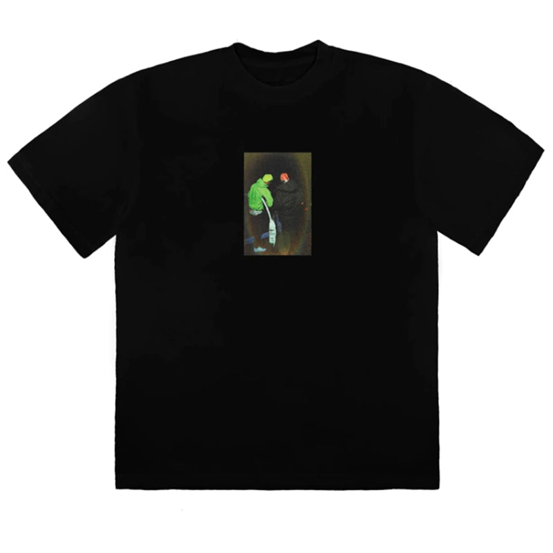Travis Scott JACKBOYS Photo T-Shirt I Black