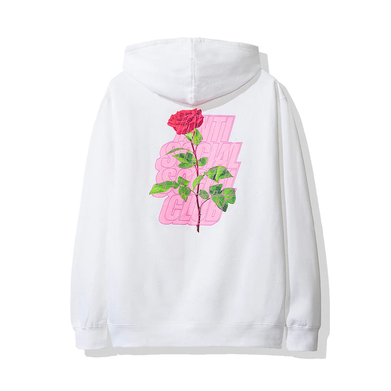 ASSC Plant Me Hoodie White