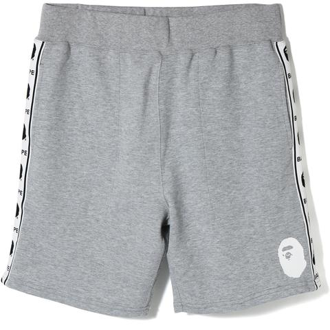 Taped Seam Sweat Shorts