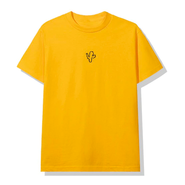 Anti Social Social Club x CPFM Tee Yellow