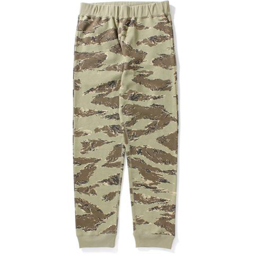 Tiger Camo Slim Sweat Pants