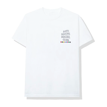 Anti Social Social Club Up To You Tee White