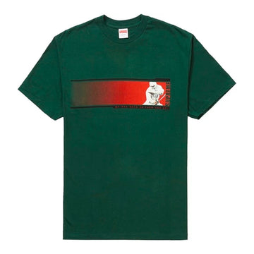 Supreme We're Back Tee Dark Green