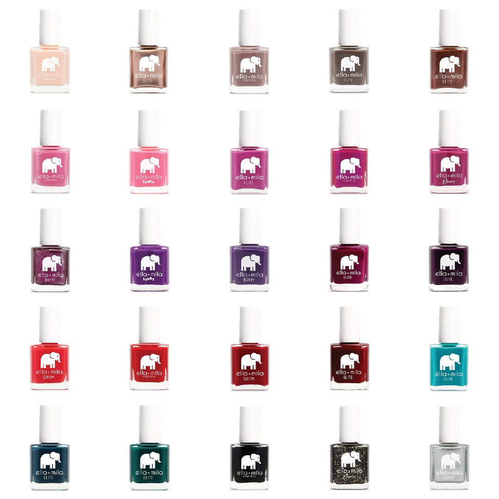 Vegan Healthy Nail Polish Bundle Add On