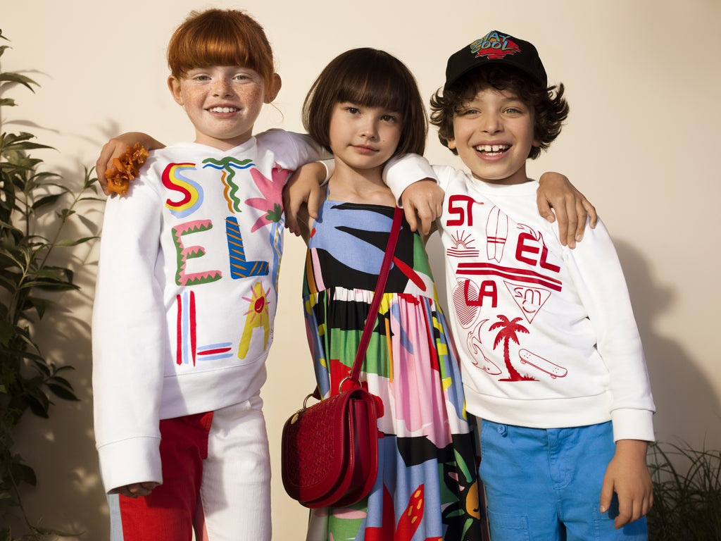 FIRST LOOK: STELLA KIDS SS19