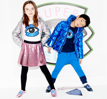 A look into the Kenzo kids aw19 collection!