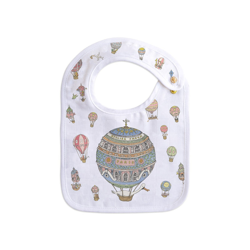 Atelier Choux - Hot Air Balloon 3 Piece Gift Set