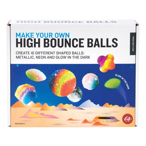 IS GITF- Make Your Own High Bounce Ball Box Set
