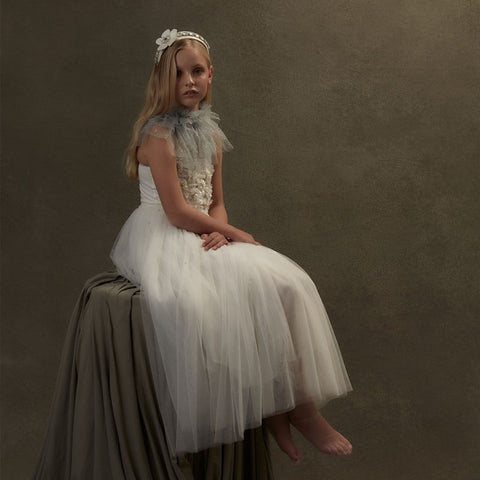 Tutu Du Monde SS21 - Santorini Long Tutu Dress