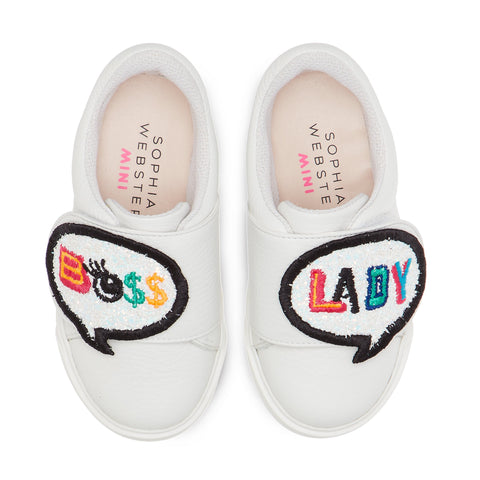 Sophia Webster AW19- Boss Lady Low Top Infant
