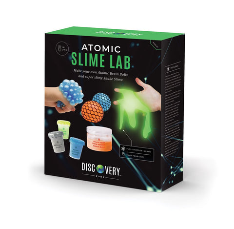IS GIFT - Discovery Zone Atomic Slime Lab