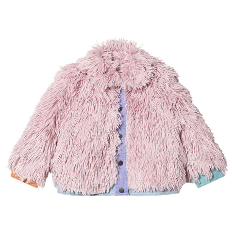Stella McCartney AW20 - Faux Fur Jacket