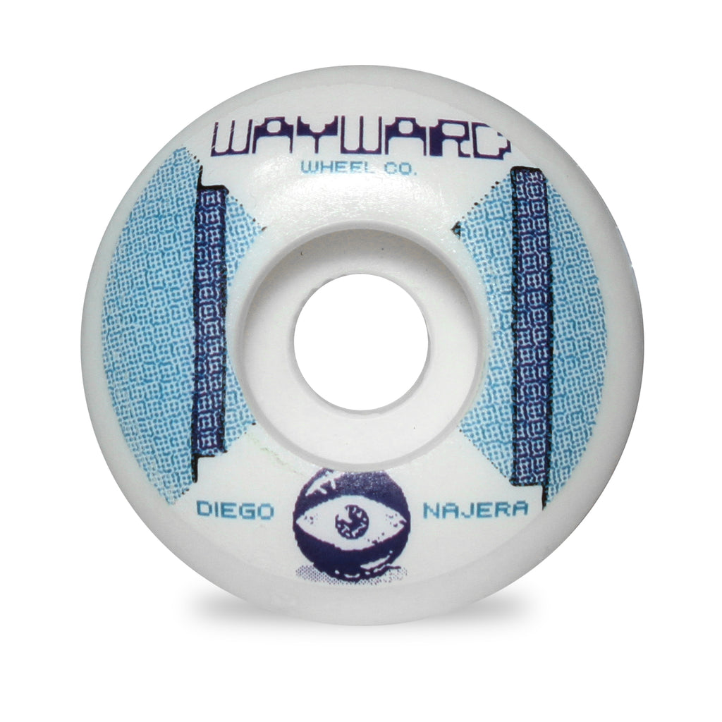 52mm Diego Najera Wheel