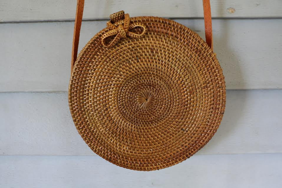 New Rattan Bags Are Here!