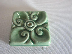 Floral Design Incense Holder - Bali Thai Imports