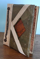 Large Address Book Made from Pressed Lotus Leaves - Bali Thai Imports