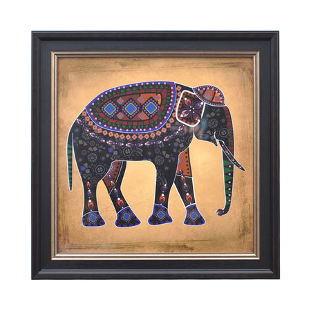 Thailand Elephant Paintings - FREE SHIPPING