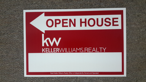 Keller Williams Open House