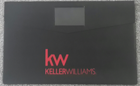 Keller Williams Closing Pouch