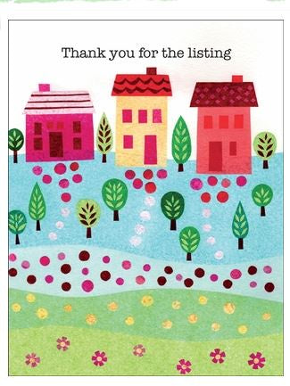 Thank You for the Listing