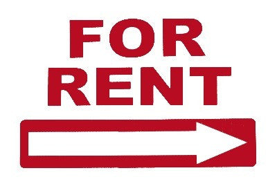 For Rent with Arrow