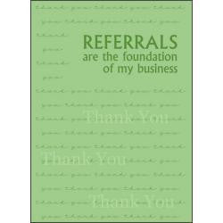 Referral Thank You Notes/12