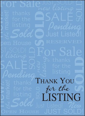 Thank You Listing/12