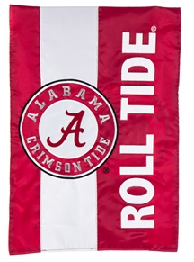 University of Alabama Embellish Flag