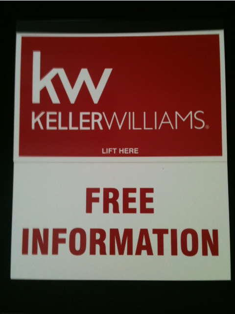 Outdoor Brochure Box Keller Wm