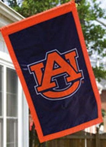 Auburn Applique Flag