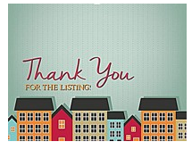 Thank You Listing Houses/25