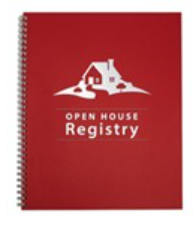 Open House Registry Red