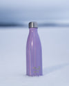 Amethyst 500 ml meri bottles vesi pullo metallinen