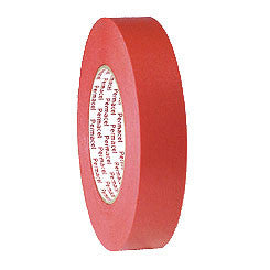 "1"" Red Paper Tape"