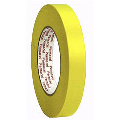 "3/4"" Yellow Paper Tape"