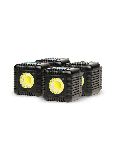 Lume Cube - Quad Pack (Black)