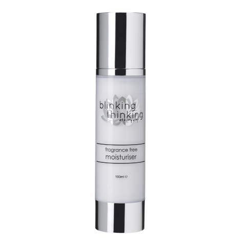 Blinking Thinking Fragrance Free Moisturiser 100ml