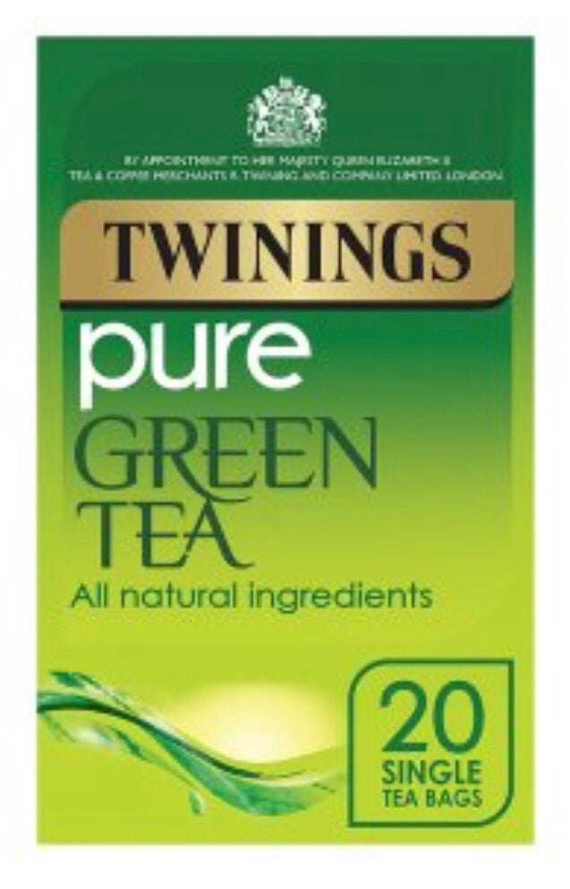 Twinings Pure Green Tea