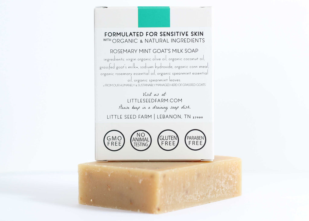 Rosemary Mint Bar