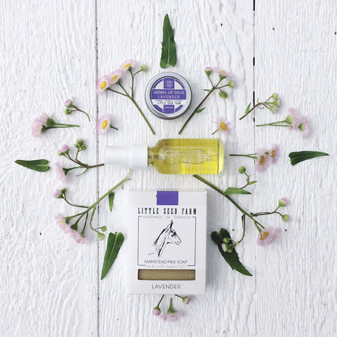 Lavender Scent Set - Gift Boxed!